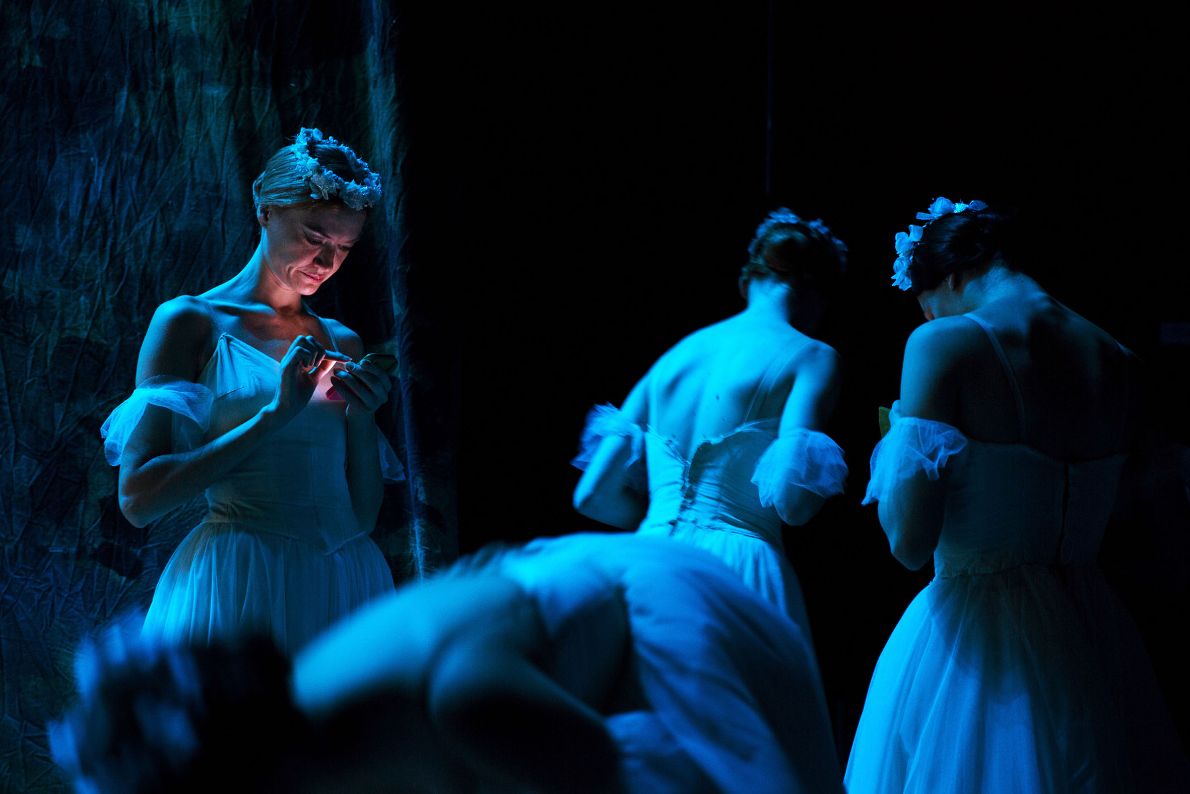 St. Petersburg Ballet, Johannesburg. 2015.