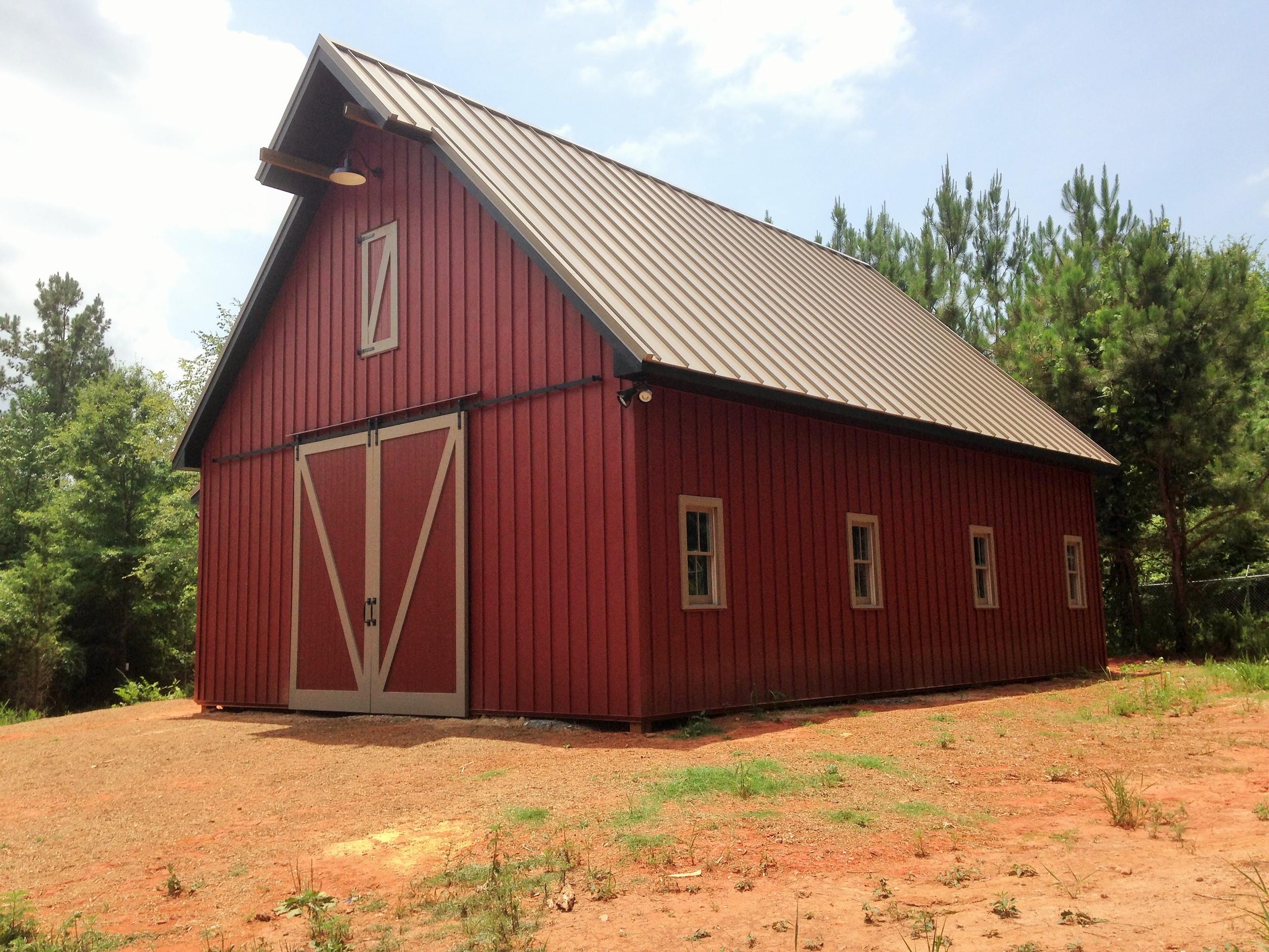 Barn - Rock Hill, SC, G&H Architect Builders, Nik Radovanovic