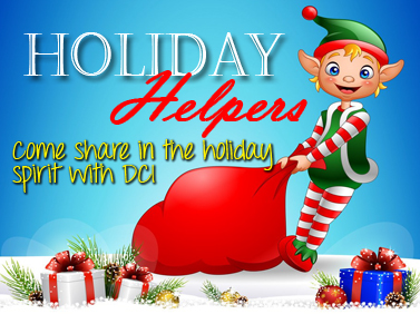 Holiday Helpers: Come share in the holiday spirit with DCI