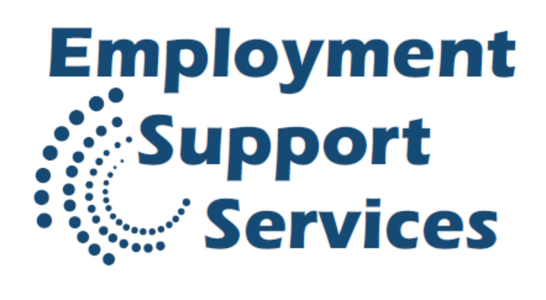 Employment Support Services logo text