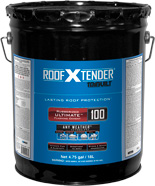 Roof X Tender® 100  Rubberized Ultimate SB  Flashing Cement