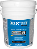 ROOF X TENDER® 986  SUPER SILICONE Deep TinT Base
