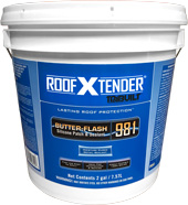 ROOF X TENDER® 981  Butter Flash Silicone Patch & Sealant
