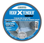 "ROOF X TENDER® 4"" 6"" 12""  Fleece Back Repair Tape"