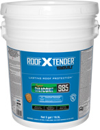 ROOF X TENDER® 985  SUPER SILICONE Roof Coating