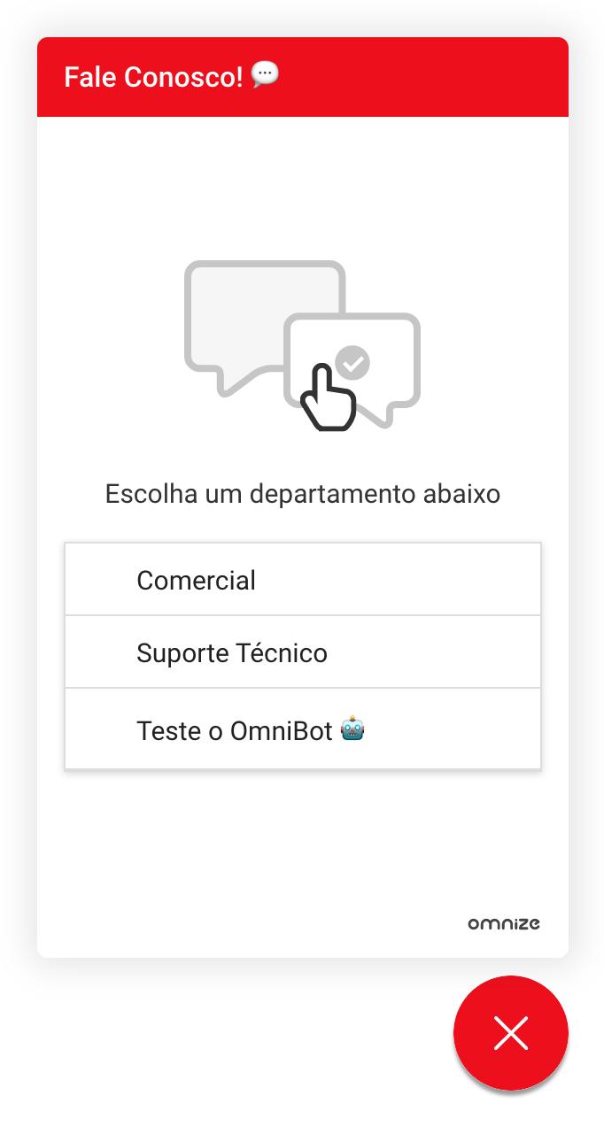 Você também pode usar Emojis no Widget