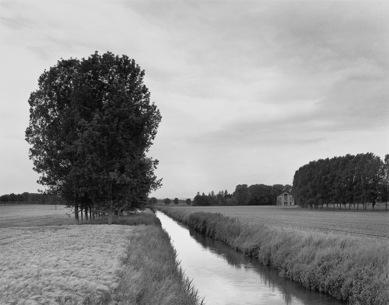 Landscape at Citeaux, 1995
