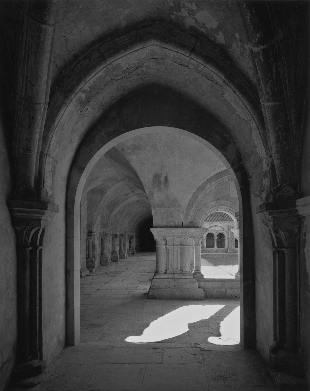 Façade of the Church, Fontenay, 1986