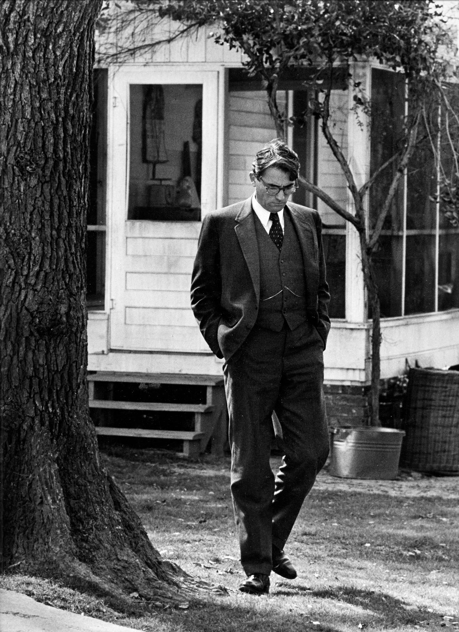 Gregory Peck, To Kill A Mockingbird, 1961