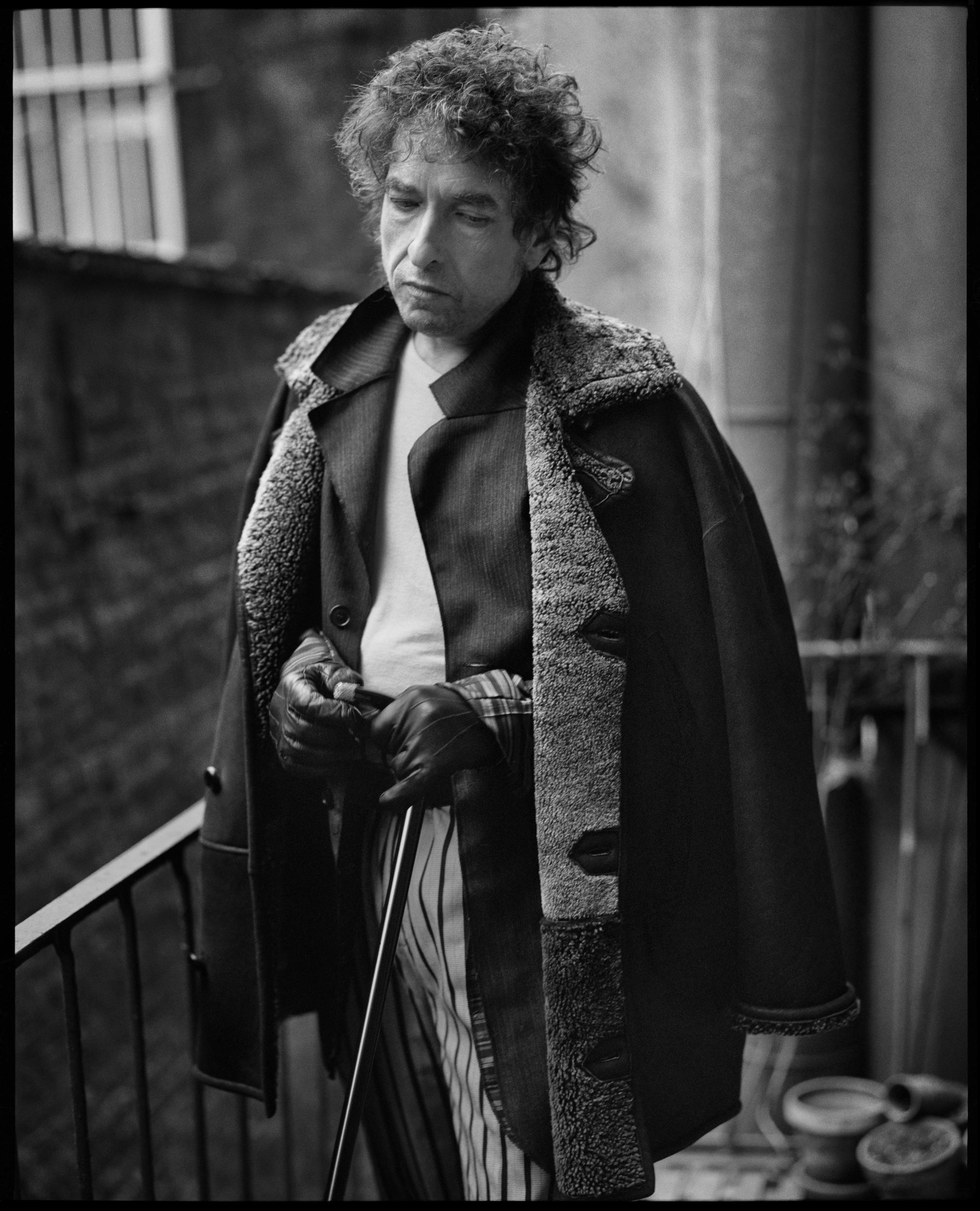 Bob Dylan, New York, NY 1995