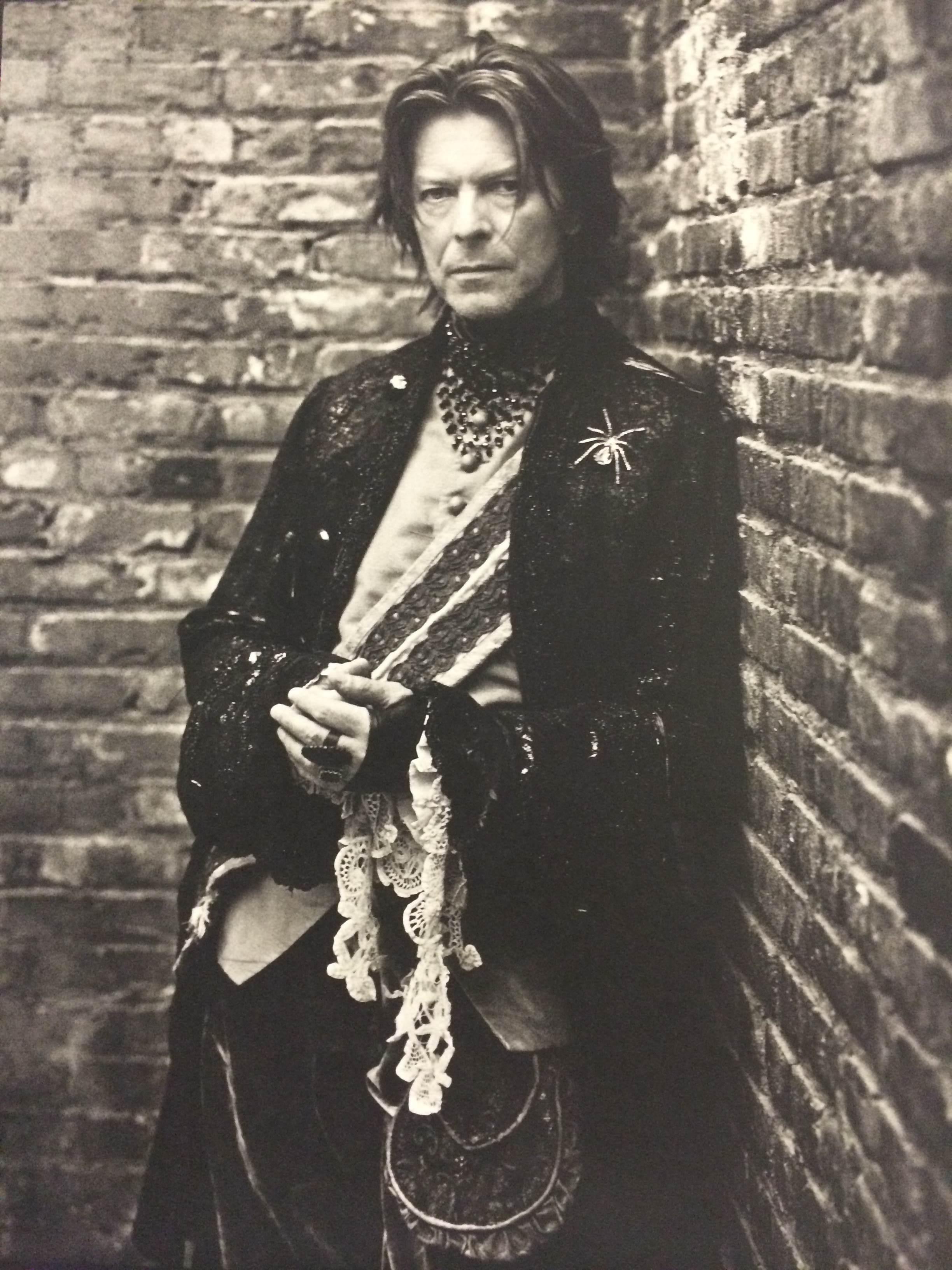 David Bowie, New York, NY 1999