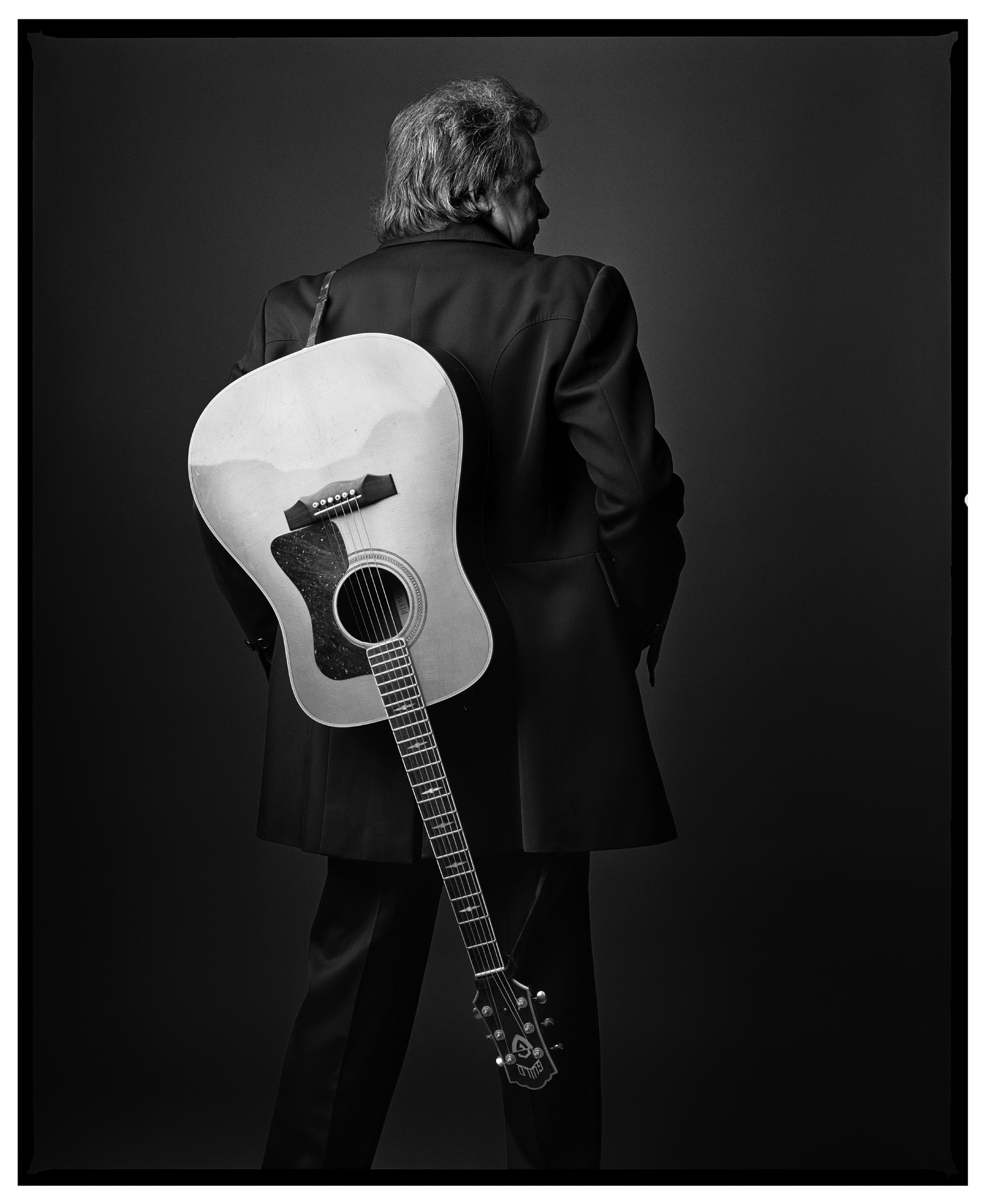 Johnny Cash, Las Vegas, NV, 1992