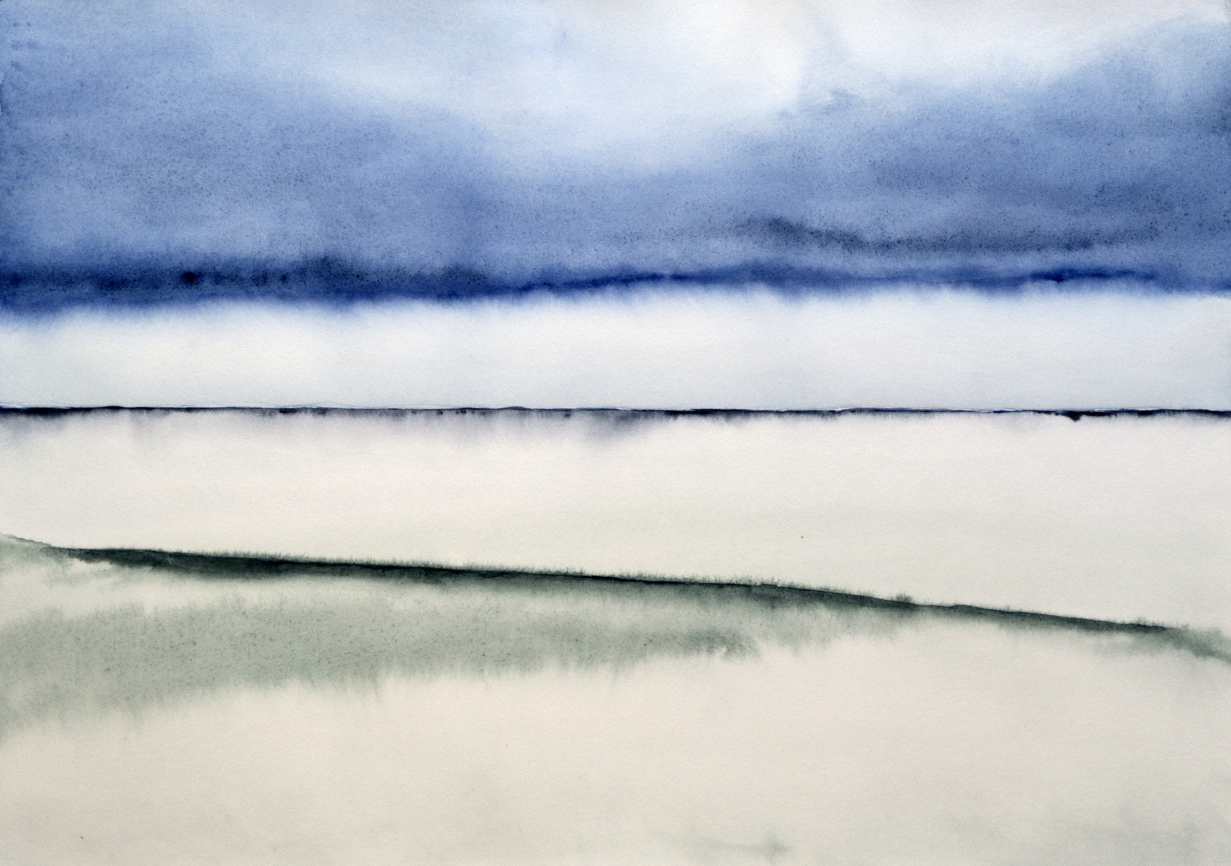 Line of Water, Little Compton, 2011