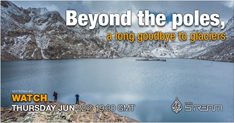 UK: 22nd June, 8.30pm - Al Jazeera TV (Sky Channel 514) and  online . Nepal: 23rd June, 1.15am - Al Jazeera TV and  online