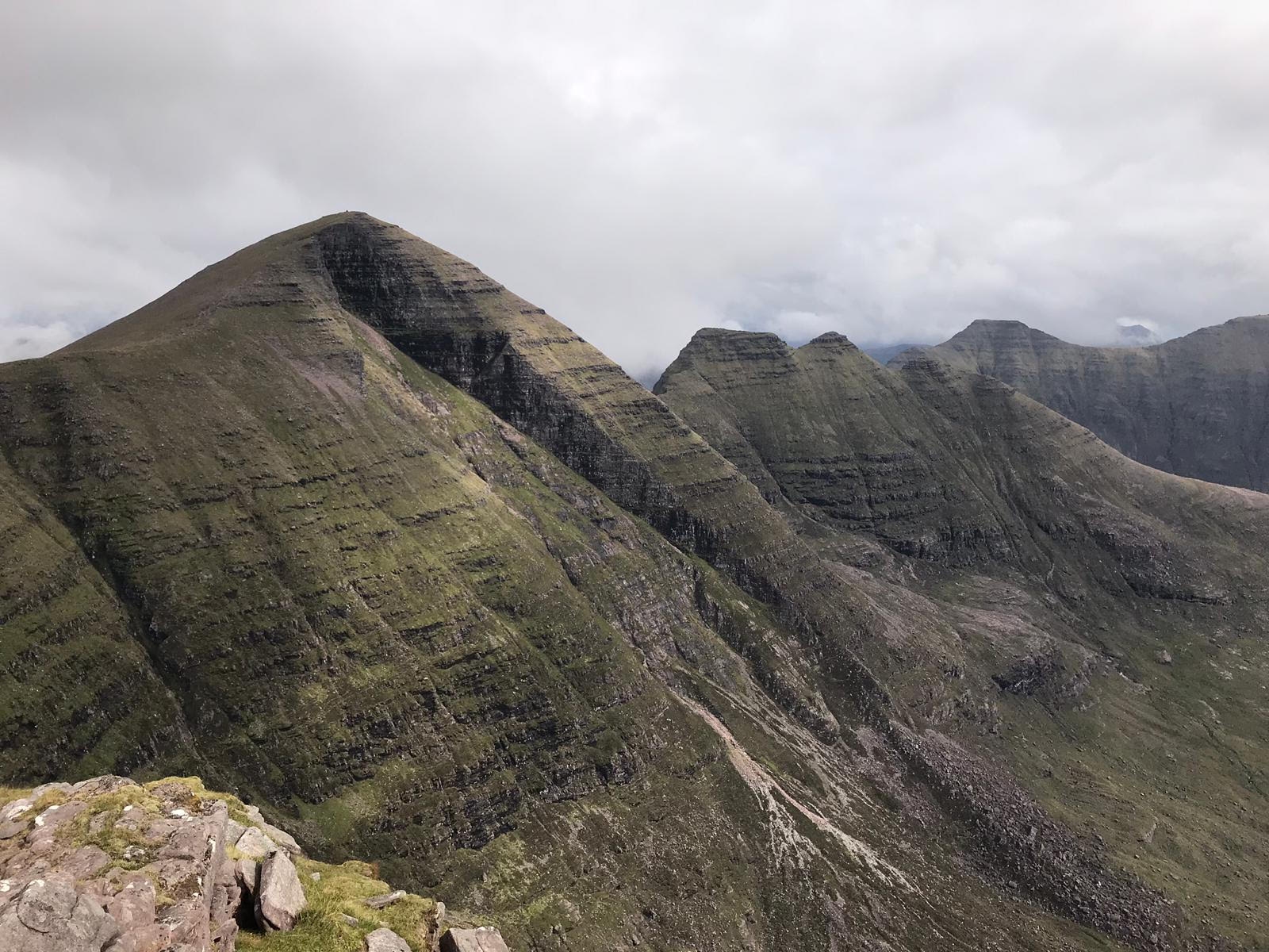 Sgurr Mor on Ben Alligin
