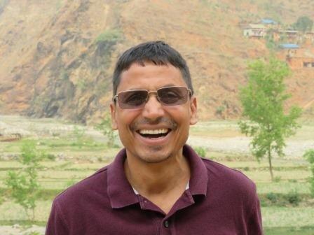 Narayan Dhakhal (Executive Director, Eco Himal Nepal)