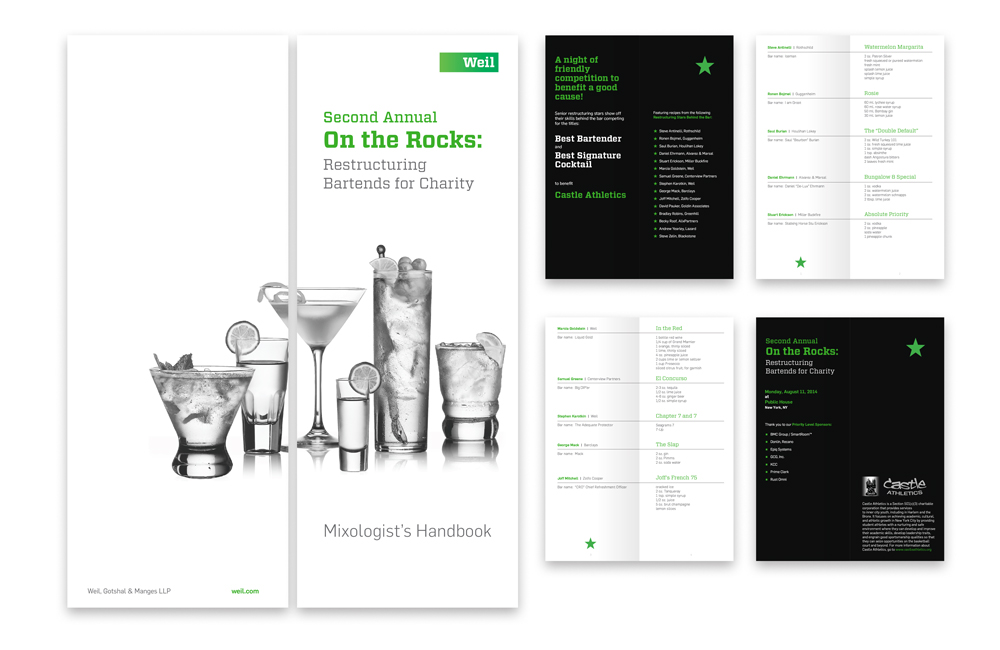 Weil Mixologist's Handbook