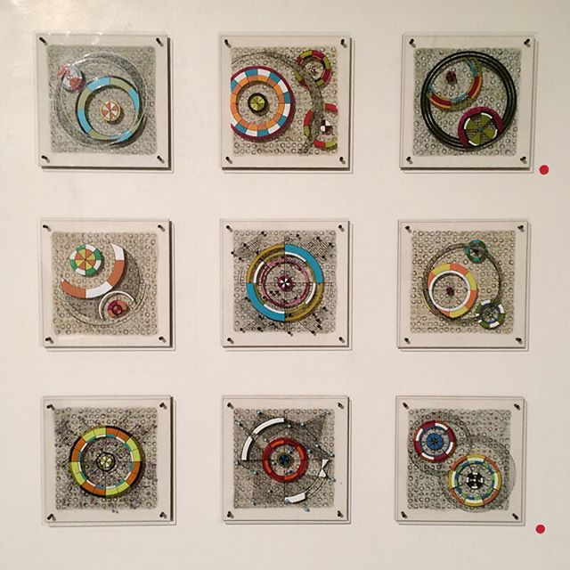 Three great shows opened at ArtsWorcester last night including Carrie Crane's 'Becoming Truth'. Her work makes me feel like I'm on the verge of an important scientific discovery.  #carriecrane #artsworcester #datavisualization #madscientist #detail #data #iwantone #artistsoninstagram #worcesterart #gallery  @carrie_crane_art