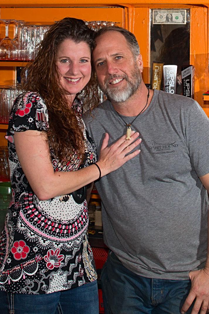 Debbie and Wayne Anderson