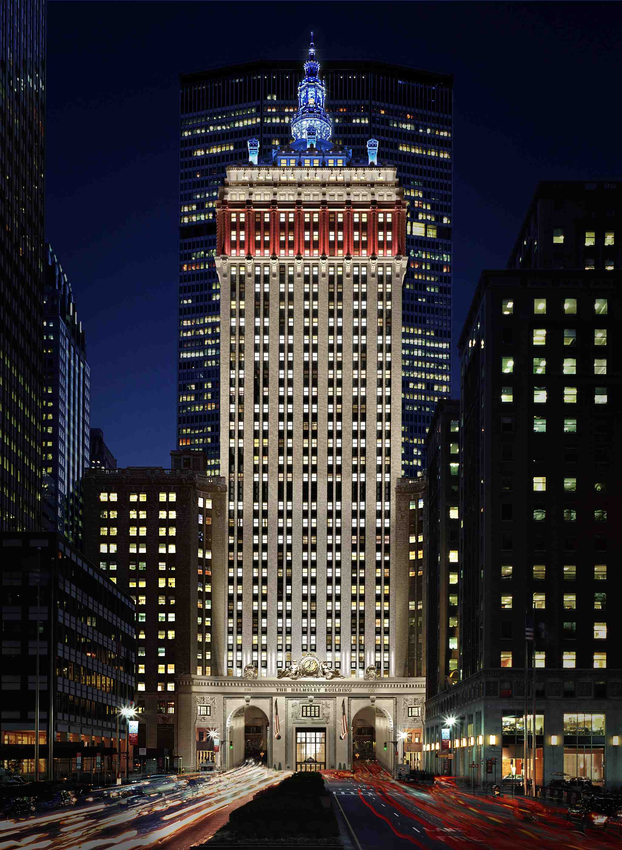 Helmsley Building - New York, New York