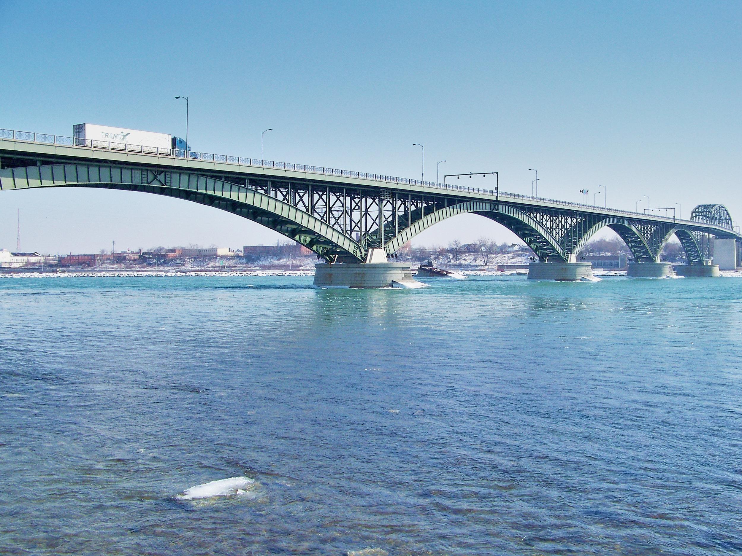 Peace Bridge - Buffalo, New York