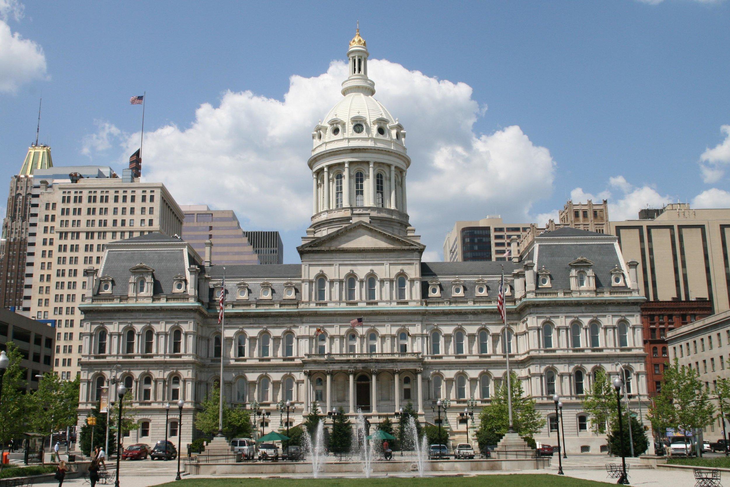 City Hall - Baltimore, Maryland