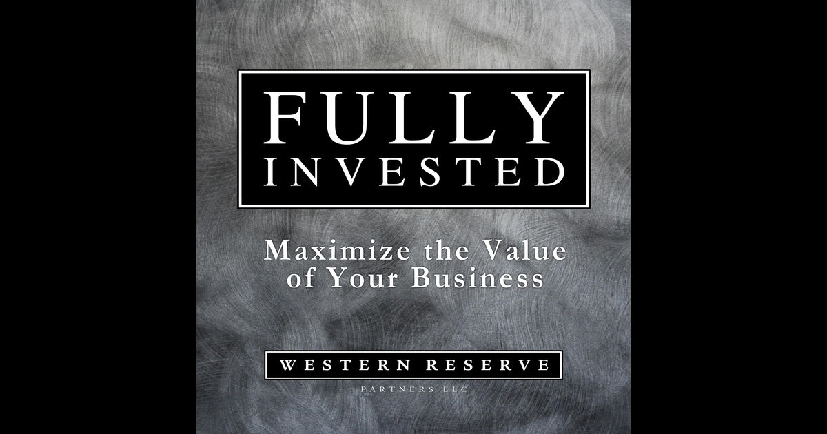 """Western Reserve Partners hosted Joe Koufman on their """"Fully Invested"""" Podcast"""