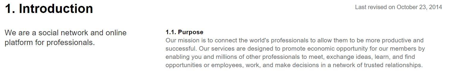 LinkedIn Rules - AgencySparks Blog