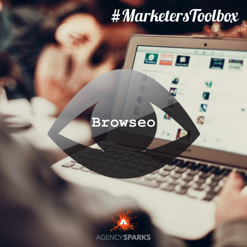 Marketing Tools - Featuring Browseo, a free, online SEO tool