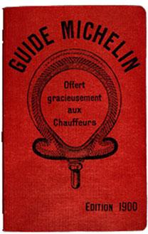1900 Edition - Michelin Guide