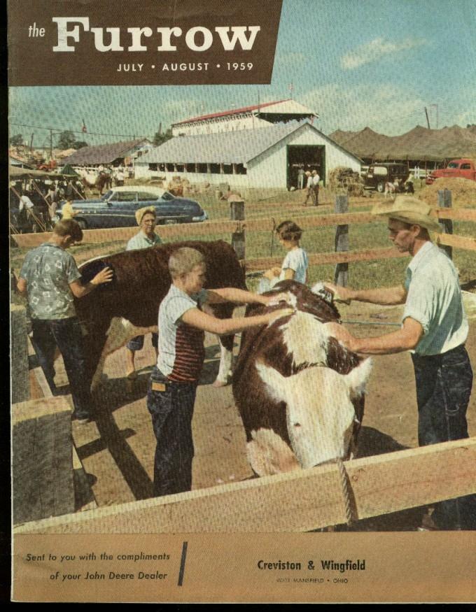 The Furrow 1959 - John Deere