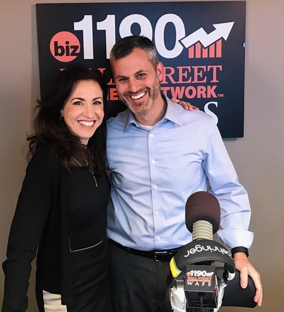 Dana Barrett and Joe Koufman on biz1190