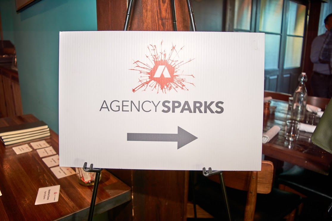 AgencySparks Breakfast Sign