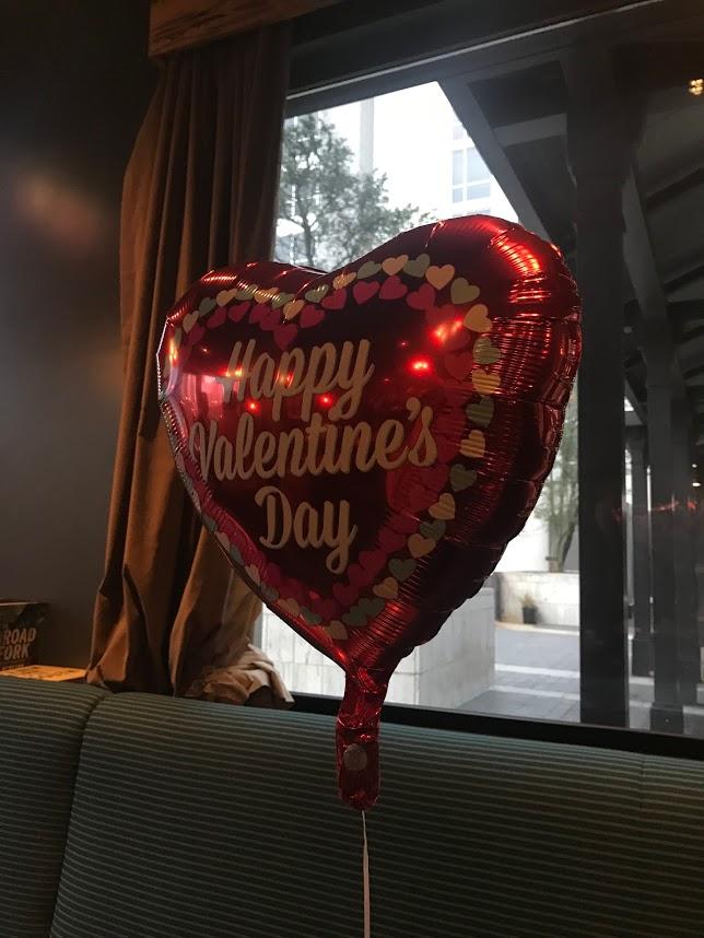 Marketer's Breakfast - Valentine Feb 2018 balloon.JPG