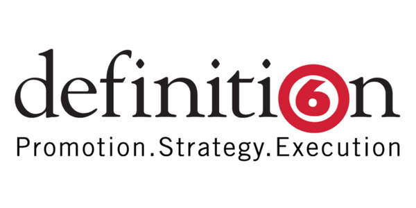 definition6 logo - email and crm marketing agency atlanta new york