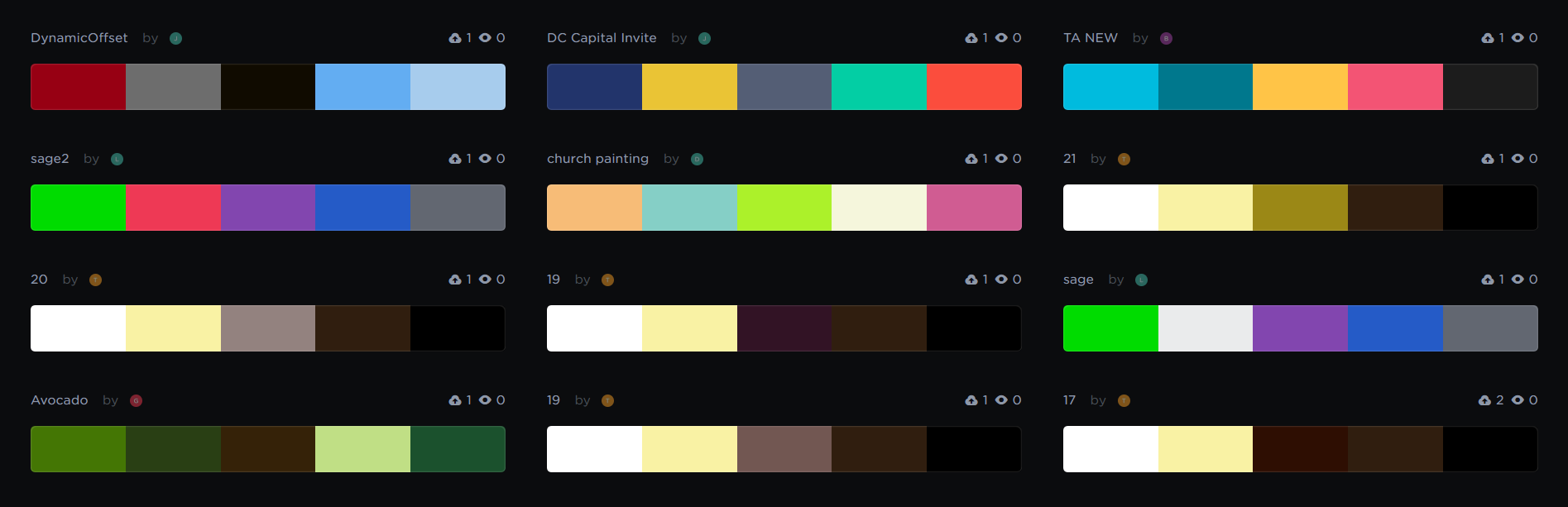 Coolors is a design tool for marketers, start-up companies, designers, and photographers that helps users pick out the perfect color palette based on the thousands of color scheme selections.
