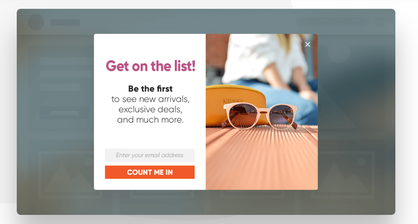 Optimonk is a lead generation and on-site retargeting tool to help marketers grow their email lists and consumer base.