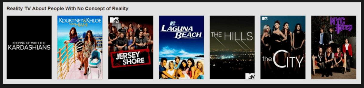 Netflix's April Fool's prank 2013.