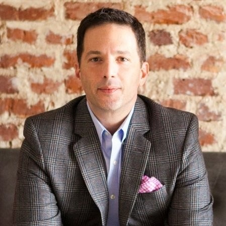 Brian Easter, the Co-Founder of Nebo Agency.