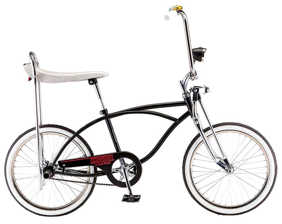 Schwinn bike inspired by Stranger Things.