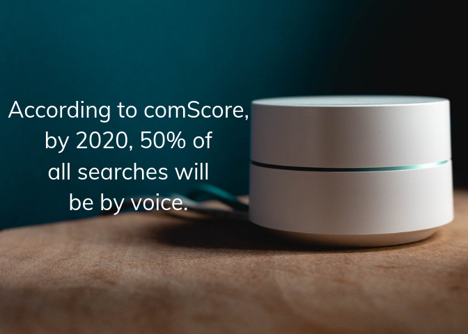 By 2020, 50% of all searches will be by voice..png