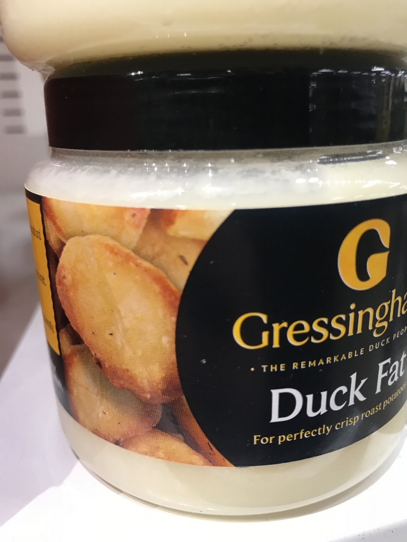 Essential for making perfect roast potatoes.