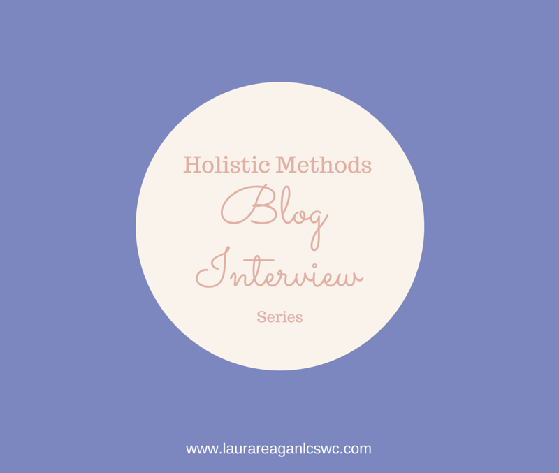 Holistic Blog Interviews