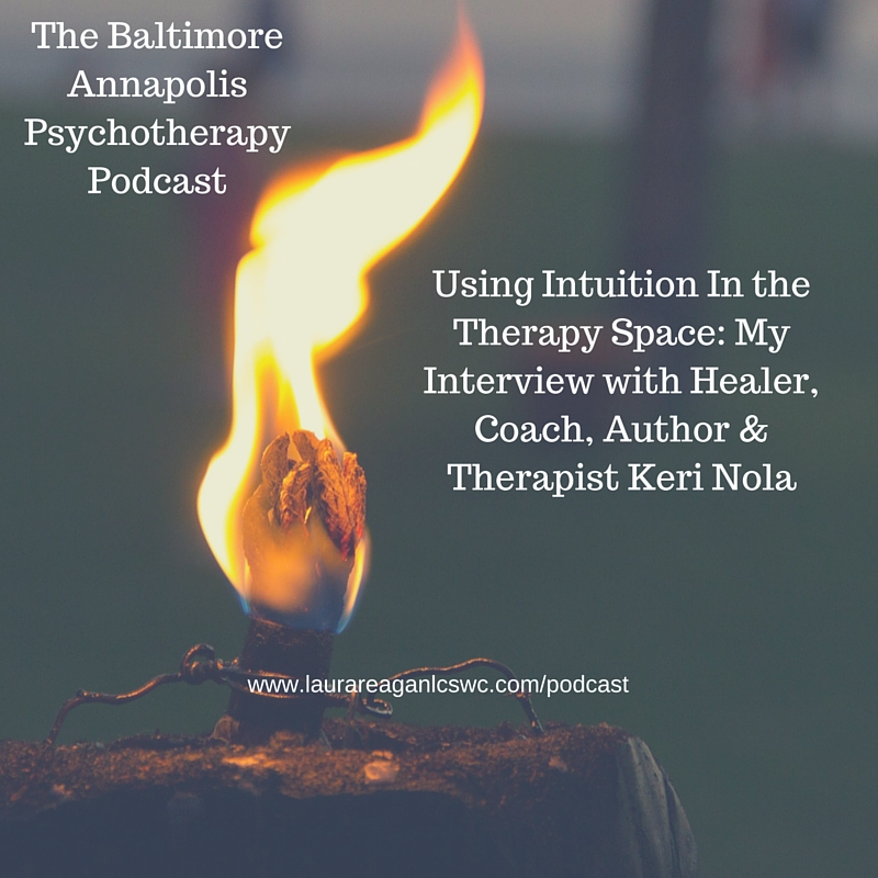 Intuition in the Therapy Space with Keri Nola