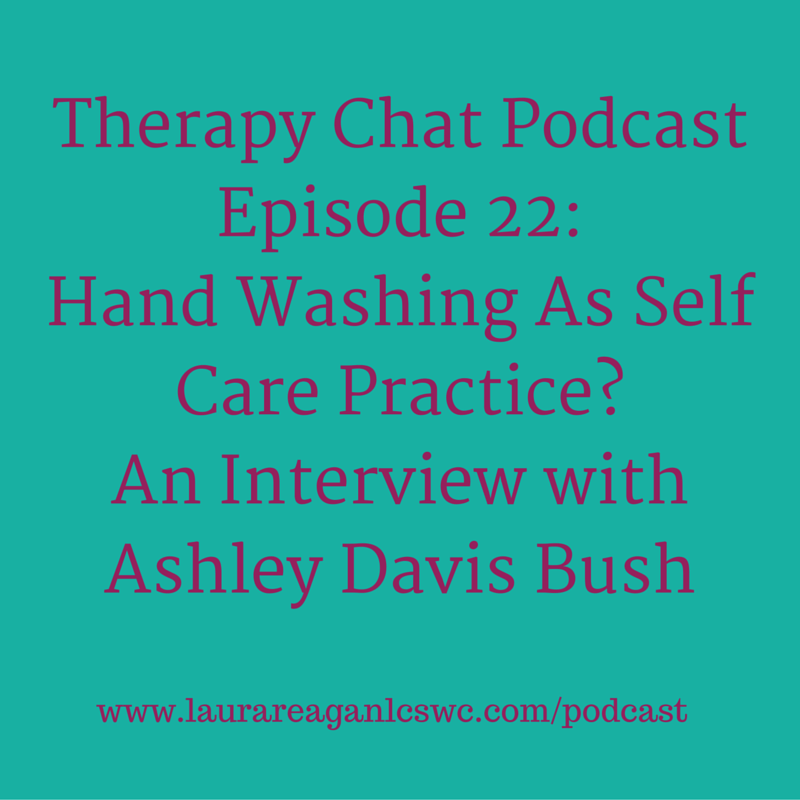 Click on the image above to listen to my interview with Ashley Davis Bush!