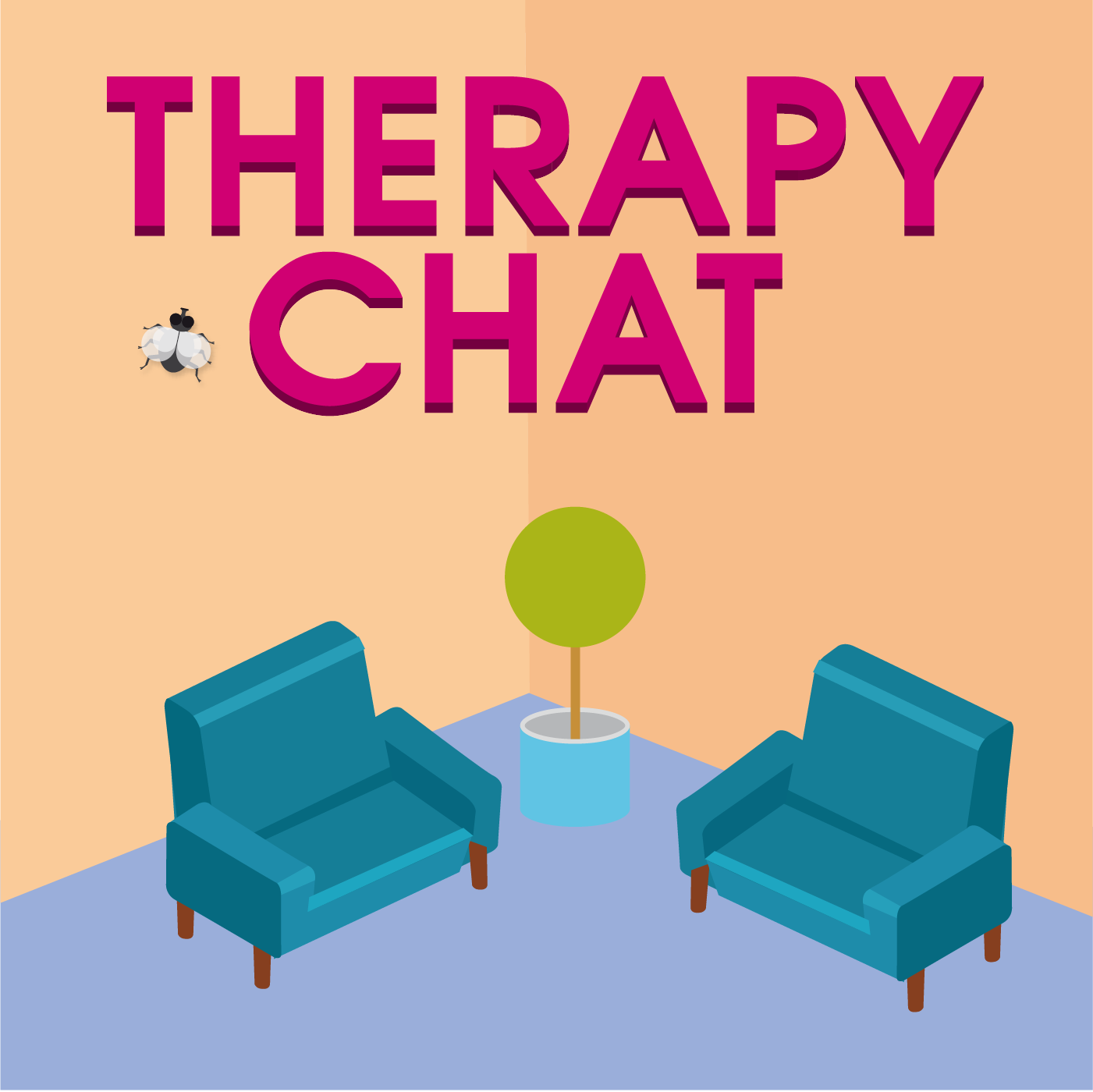 Click on the image above to listen to past episodes of Therapy Chat! You can also visit iTunes to leave a rating and review, and subscribe to Therapy Chat so you can get the newest episodes delivered as soon as they're published!