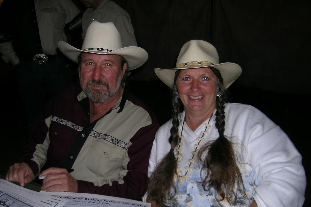 Bill & Kathy Fortner, Founders of the  NEHRF