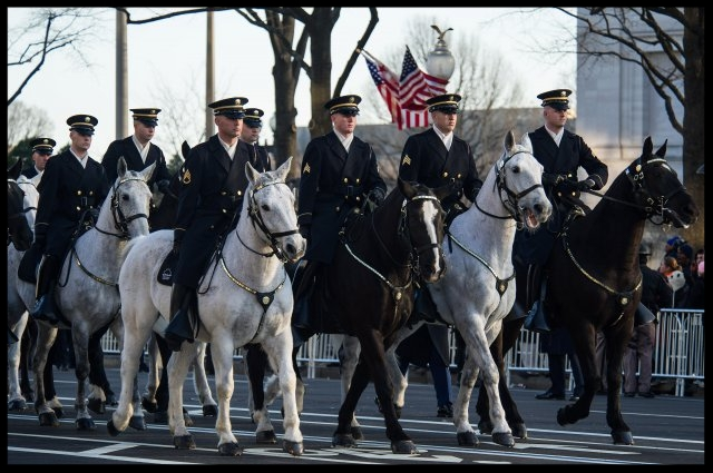 Horses, History and the Inaugration