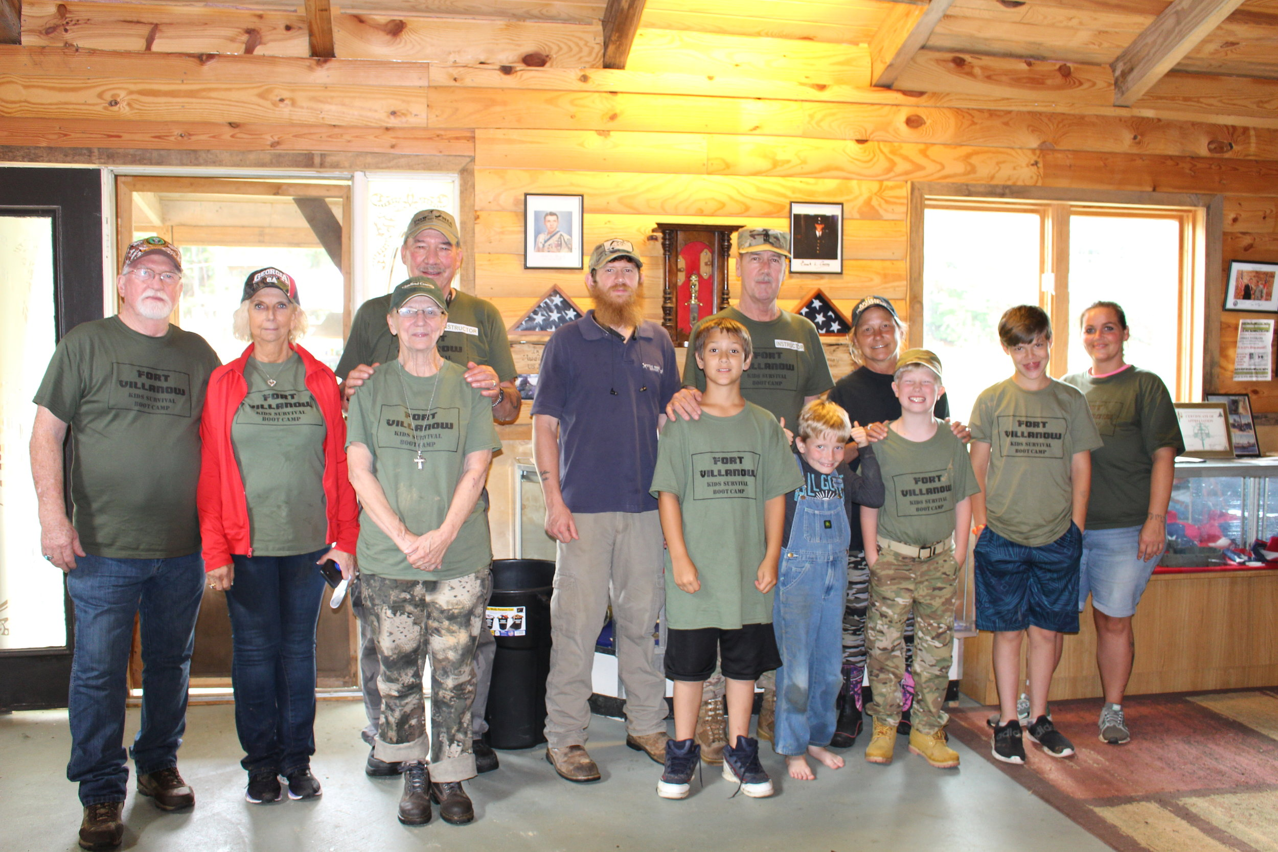 Fort Villanow Kids Survival Camp 2019  Veterans, parents, grandpar.JPG