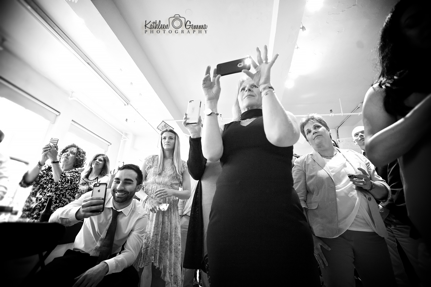 Stephanie & Matt's Non Traditional NYC Soho Wedding Party 15.jpg
